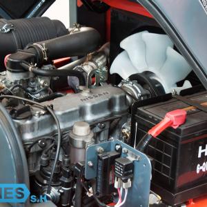 Motor Nissan K25 – 0Km Autoelevador