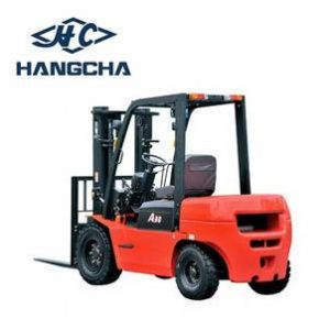 Autoelevador HANGCHA (Diésel) 2.5 Ton